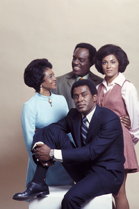 """""""Barefoot in the Park""""Thelma Carpenter, Nipsey Russell, Scoey Mitchell, Tracy Reed1970 © 1978 Gene Trindl - Image 14105_0001"""