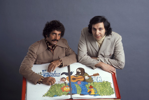 Sid and Marty Krofft1971 © 1978 Gene Trindl - Image 14128_0001