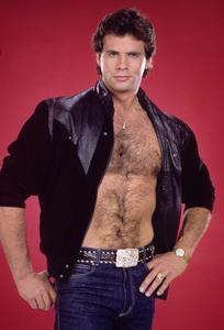 "Lorenzo Lamas in ""Falcon Crest""1983© 1983 Gene Trindl - Image 14167_0005"