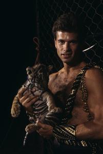 "Lorenzo Lamas on ""The 11th Annual Circus of the Stars""1986© 1986 Gene Trindl - Image 14167_0025"