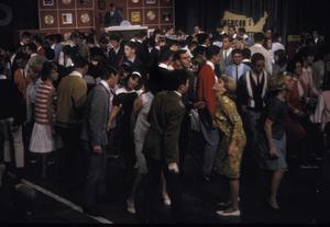 """American Bandstand""Dick Clark1964 © 1978 Gene Trindl - Image 14186_0002"