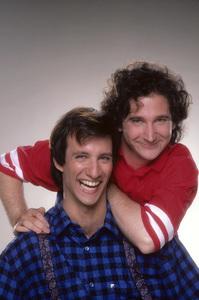 """Perfect Strangers""Bronson Pinchot, Mark Linn-Baker1986 © 1986 Mario Casilli - Image 14200_0006"