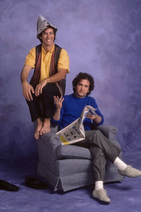 """Perfect Strangers""Bronson Pinchot, Mark Linn-Baker1986 © 1986 Mario Casilli - Image 14200_0010"