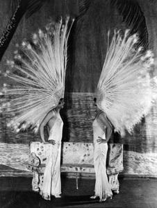 Ziegfeld Girls from the Ziegfeld Folliescirca 1930 - Image 14224_0001