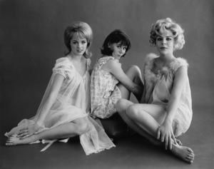"""The Americanization of Emily""Kathy Kersh, Judy Carne, Janine Gray1964 MGM - Image 14225_0006"