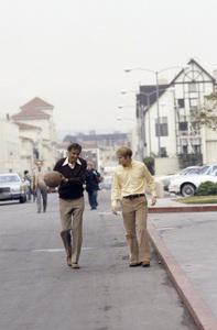 Garry Marshall and Ron Howard1979 © 1979 Gene Trindl - Image 14276_0006