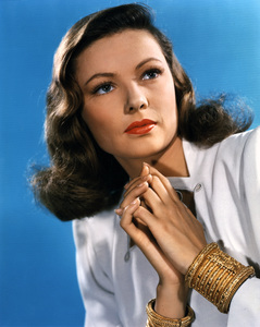 """Leave Her to Heaven""Gene Tierney1945 20th Century Fox** I.V. - Image 1428_0013"