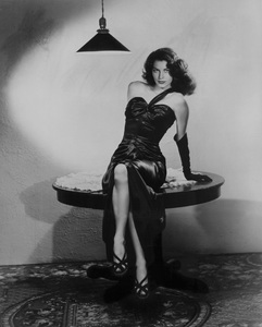 """Killers, The""Ava Gardner1946 UniversalPhoto by Ray Jones**I.V. - Image 1430_0003"