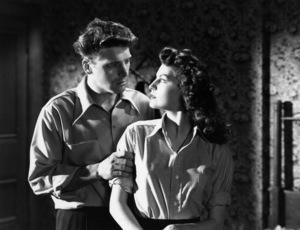 """""""The Killers""""Burt Lancaster, Ava Gardner1946 Universal Pictures** I.V. - Image 1430_0006"""
