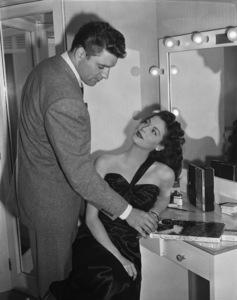 """""""The Killers""""Burt Lancaster, Ava Gardner1946 Universal Pictures** I.V. - Image 1430_0033"""