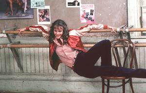"""""""Fame""""Lori Singer1982 © 1982 Gene Trindl - Image 14346_0008"""