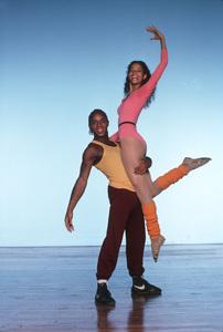 """Fame""Erica Gimpel & Gene Anthony Ray1984**H.L. - Image 14348_0015"