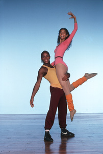 """Fame""Erica Gimpel & Gene Anthony Ray1984**H.L. - Image 14348_0015"