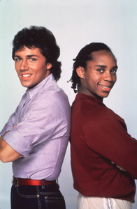 """""""Fame"""" Bill Hufsey, Gene Anthony Ray 1984 **H.L. - Image 14348_0052"""
