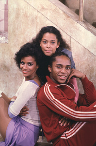 """""""Fame""""Debbie Allen, Erica Gimpel & Gene Anthony Ray1984**H.L. - Image 14348_0054"""