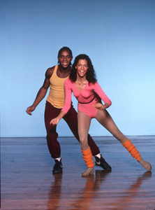 """Fame""Erica Gimpel & Gene Anthony Ray1984**H.L. - Image 14348_0055"