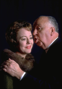 """""""Alfred Hitchcock Hour,""""Patricia Hitchcock and Alfred Hitchcock.1962/CBS. © 1978 Gene Trindl - Image 14360_0004"""