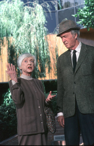 """Right Of Way""Bette Davis, James Stewart © 1982 Gene Trindl - Image 14362_0002"