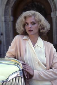 """""""Tales from the Hollywood Hills: Natica Jackson""""Michelle Pfeiffer1987© 1987 Gene Trindl - Image 14365_0003"""