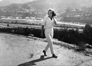 Gena Rowlands at homecirca 1960s © 1978 Leo Fuchs - Image 14366_0019