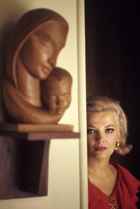 Gena Rowlands at home1967 © 1978 Gene Trindl - Image 14366_0033