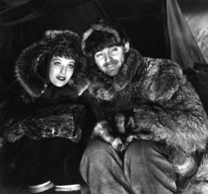 """The Call of the Wild""Loretta Young, Clark Gable1935 United Artists** I.V. - Image 1440_0002"