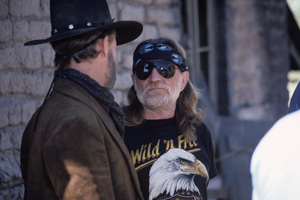 """Stagecoach""Willie Nelson1986© 1986 Gene Trindl - Image 14408_0003"