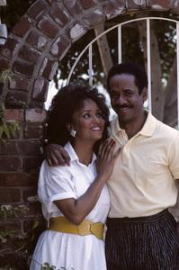 Tim Reid and his wife Daphne Maxwell Reid1987© 1987 Gene Trindl - Image 14419_0004