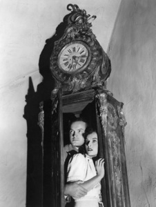 """Ghost Breakers, The""Bob Hope, Paulette Goddard1940 ParamountPhoto By Eugene Robert Richee / **I.V. - Image 1442_0002"
