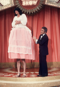 """""""The Gong Show""""Chuck Barris1977 © 1978 Gene Trindl - Image 14442_0004"""
