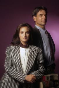 """Reasonable Doubts""Marlee Matlin, Mark Harmon1991© 1991 Mario Casilli - Image 1448_0018"