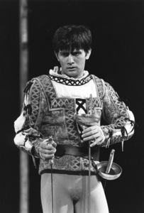 """Romeo and Juliet"" (Theater Production)Martin Sheen as Romeo1968 / Joseph Papp Public Theater © 1978 George E. Joseph - Image 14519_0001"