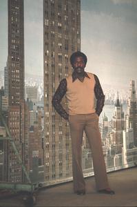Richard Roundtree, 1970 © 1978 Gene Trindl - Image 14537_0016