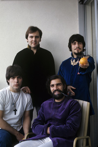 The Rascals (initially known as The Young Rascals)Eddie Brigati, Felix Cavaliere, Gene Cornish, Dino Danelli 1967© 1978 Gene Trindl - Image 14540_0002