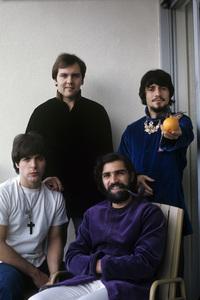 The Rascals (initially known as The Young Rascals)Eddie Brigati, Felix Cavaliere, Gene Cornish, Dino Danelli 1967© 1978 Gene Trindl - Image 14540_0002