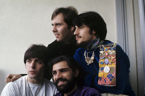 The Rascals (initially known as The Young Rascals)Eddie Brigati, Felix Cavaliere, Gene Cornish, Dino Danelli 1967© 1978 Gene Trindl - Image 14540_0003