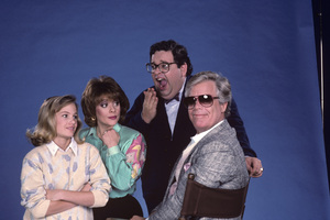 """Out of This World""Donna Pescow, Maureen Flannigan, Doug McClure, Joe Alaskey1987© 1987 Gene Trindl - Image 14543_0013"