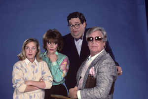 """Out of This World""Donna Pescow, Maureen Flannigan, Doug McClure, Joe Alaskey1987© 1987 Gene Trindl - Image 14543_0014"