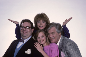 """Out of This World""Donna Pescow, Maureen Flannigan, Doug McClure, Joe Alaskey1987© 1987 Gene Trindl - Image 14543_0015"