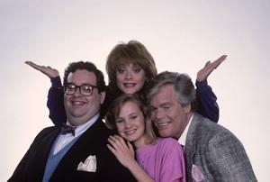 """Out of This World""Donna Pescow, Maureen Flannigan, Doug McClure, Joe Alaskey1987© 1987 Gene Trindl - Image 14543_0015"