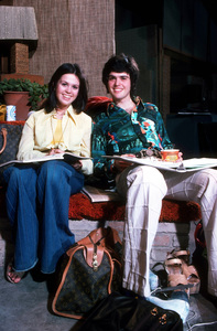 """""""Donny and Marie""""Donny and Marie Osmond1976 ABC © 1978 Gene TrindlMPTV - Image 14544_0005"""