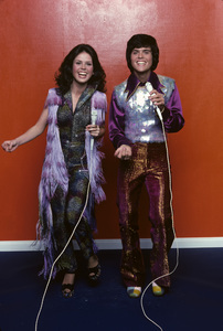 """Donny and Marie""Donny Osmond, Marie Osmond1975** H.L. - Image 14544_0009"