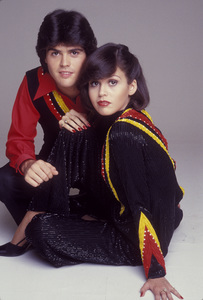 """""""Donny and Marie""""Marie Osmond and Donny Osmondcirca 1976**H.L. - Image 14544_0014"""