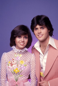 """""""Donny and Marie""""Marie Osmond and Donny Osmondcirca 1976**H.L. - Image 14544_0015"""