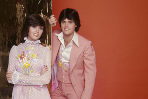 """""""Donny and Marie""""Donny Osmond, Marie Osmondcirca 1976** H.L. - Image 14544_0023"""