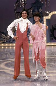 """""""Donny and Marie""""Marie Osmond and Donny Osmondcirca 1976**H.L. - Image 14544_0030"""