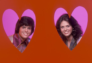 """""""Donny and Marie""""Marie Osmond and Donny Osmond1975**H.L. - Image 14544_0033"""