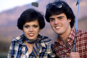 """""""Donny and Marie""""Marie Osmond and Donny Osmond1978**H.L. - Image 14544_0035"""