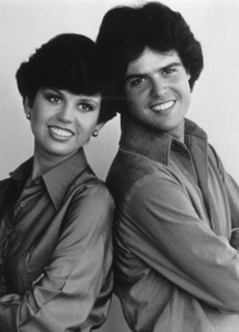 """Donny and Marie""Donny and Marie Osmondc. 1977**I.V. - Image 14544_0037"