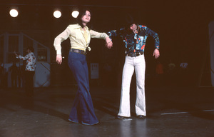 """""""Donny and Marie Show""""Donny and Marie Osmond1976 © 1978 Gene Trindl - Image 14544_0040"""
